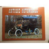 Журнал, классические автомобили, ретро-автомобили, Америка, 1990 год
