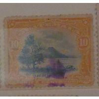 Национальные символы. Гватемала. Дата выпуска:1902-09-15