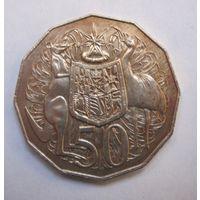 Австралия, 50 центов, 1980