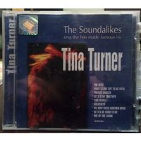 "Tina Turner ""sing the hits"""