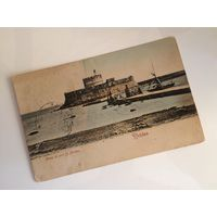 Родос.Крепость.Форт Святого Николая.1909г.