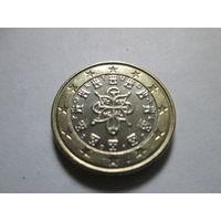 1 евро, Португалия 2010 г., AU