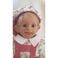 Характерная кукла 38 см. Muneca BEJ JAN Мальчик-обезьянчик.