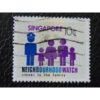 Сингапур. Семья.