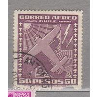 Авиация Чили 1934г Авиапочта Воздушная почта лот 2