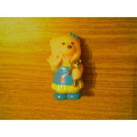 Медведица Chanya и медвежонок Тэдди.