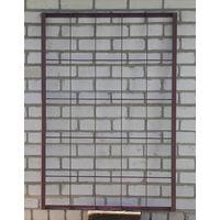 Решетка на окна из уголка полосы и арматуры