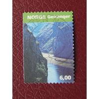 Норвегия. Флора