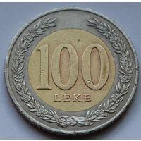 Албания 100 леков 2000 г.
