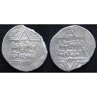 YS: Айюбиды, Алеппо, Аз-Захир, 12-13 век, дирхем ок. 1185-1218, серебро