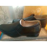 Туфли модельные. Новые. 44 размер.