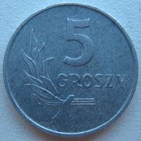 Польша 5 грошей 1972 г. (a)