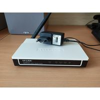 Беспроводной ADSL модем роутер TP-Link TD-W8101G