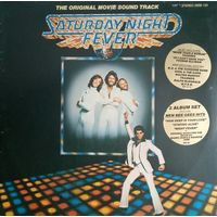 Saturday Night Fever  1977, RSO, Germany, 2LP, EX