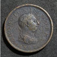 Великобритания 1 пенни, 1807