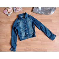Куртка джинс р.М-Л на девочку 11-12 леи из Германи