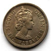 Нигерия. (Британская) 1 шиллинг 1962 год  КМ#5