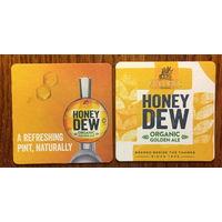 Подставка под пиво Fuller's Honey Dew No 2