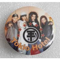 Значок. Музычны гурт - Tokio Hotel #0155