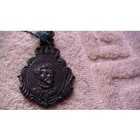 "Медальон ""Konig Ludwig II"".  распродажа"