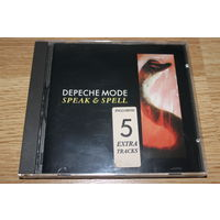 Depeche Mode - Speak & Spell - CD