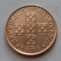 50 сентаво, Португалия 1974 г., AU