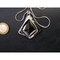 Продам ожерелье с большим камнем , из коллекции...