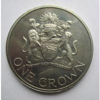 Малави 1 крона 1966. День Республики - 6 июля.  .8G-22