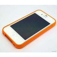 Бампер  Apple  iPhone 4G/4GS.