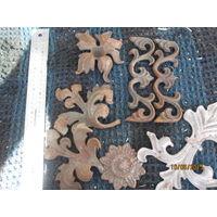 Декоративные элементы для ковки