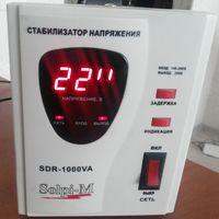 Стабилизатор напряжения Solpi-M SDR-1000VA