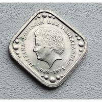 Нидерланды 5 центов, 1978 30 лет правления Королевы Юлианы 3-14-36