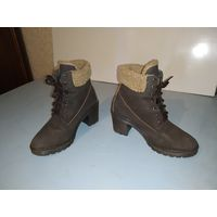 Полусапожки ботинки деми из Туниса 34 размер