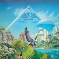 Asia /Alpha/1983,Geffen, LP, EX, USA