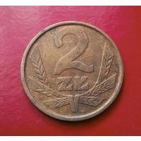 2 злотых 1979 Польша #02
