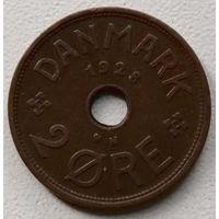 Дания 2 эре 1929
