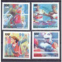 Германия 1995 спорт
