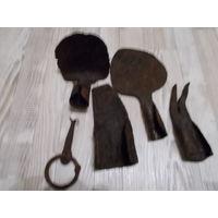 Старинные орудия труда