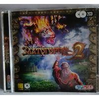 "DVD игра ""Злотогорье 2"" (2CD)"