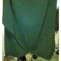 Черная юбка, клиньями, р-р 46-48