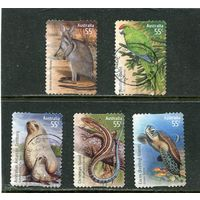 Австралия. Фауна австралийских территорий