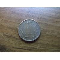 Зимбабве 1 цент 1983