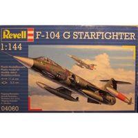 Сборные модели  Revell Истребитель 1/144 F-104 G Starfighter,артикул 04060