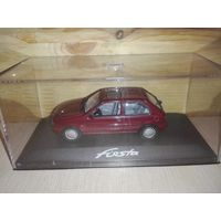 .Ford Fiesta.1996 г.1:43. Minichamps.