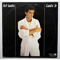Пластинка-винил Nel Santo. Canto Te. VG