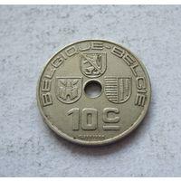 Бельгия 10 сантимов 1938 BELGIQUE - BELGIE