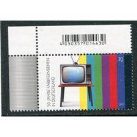 Германия. 50 лет цветного телевидения