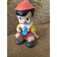 Игрушка буратино пиноккио редкая