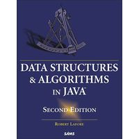 Data Structures and Algorithms in Java, 2nd Edition, Lafore