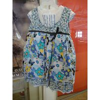 Сарафаны и платье для девочки 12-24 мес. Хлопок 100%, новые, высокой качество!